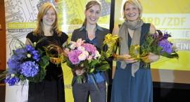 Die Preisträgerinnen 2010 - Yvonne Klein, Katrin Tonndorf und Larissa Görner