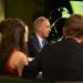 NDR-Indendant Lutz Marmor im Talk während der Preisverleihung