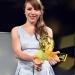 Die Trägerin des 1. Preises des ARD/ZDF Förderpreises »Frauen + Medientechnologie« 2017:  Carolin Schramm