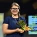 Die Trägerin des 2. Preises des ARD/ZDF Förderpreis »Frauen + Medientechnologie« 2017:  Kristina Mohr